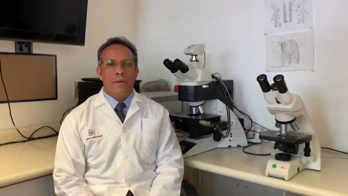 """Por su trabajo, responsabilidad y profesionalismo en la Coordinación General de Servicios Periciales en el laboratorio de Genética Forense, se reconoció al Biólogo Javier Ramos Pelcastre con el """"Premio al Compromiso e Innovación"""""""