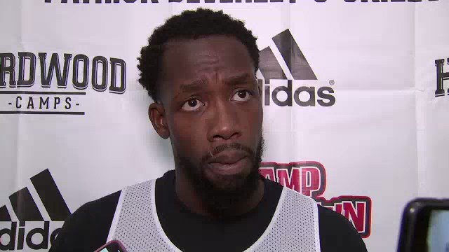 """Patrick Beverley (@patbev21) no longer plays for the #Rockets but still cares about Houston & Houston fans: """"I love them to death.Without these Houston fans there wouldn't be Pat.Chicago molded me but Houston definitely bred me.Houston will always have a place in my heart,deeply"""""""