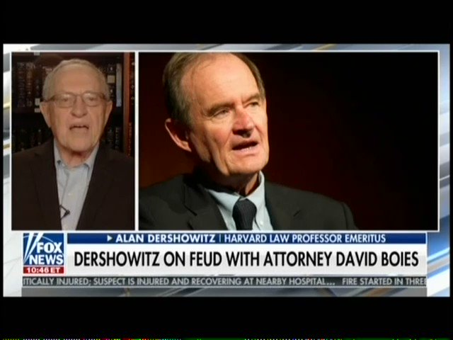Alan Dershowitz: I had a 'perfect, perfect sex life during the relevant period of time'