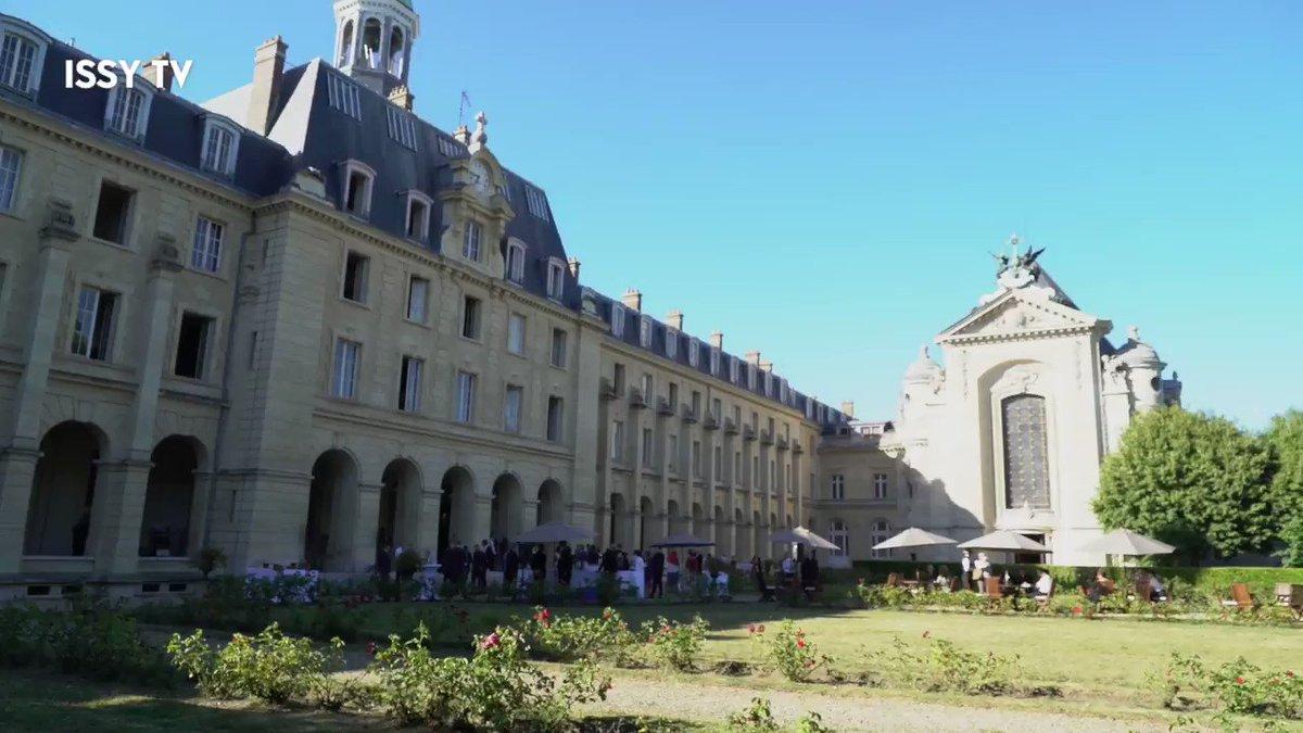 Image for the Tweet beginning: #ISSYTV  L'ancien domaine royal de la