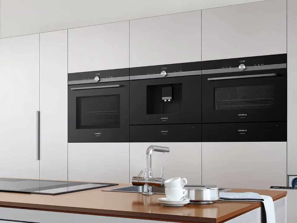 Image for the Tweet beginning: #HomeConnectChallenge @SiemensHomeUK #kitchendesign #kitchen #interiordesign