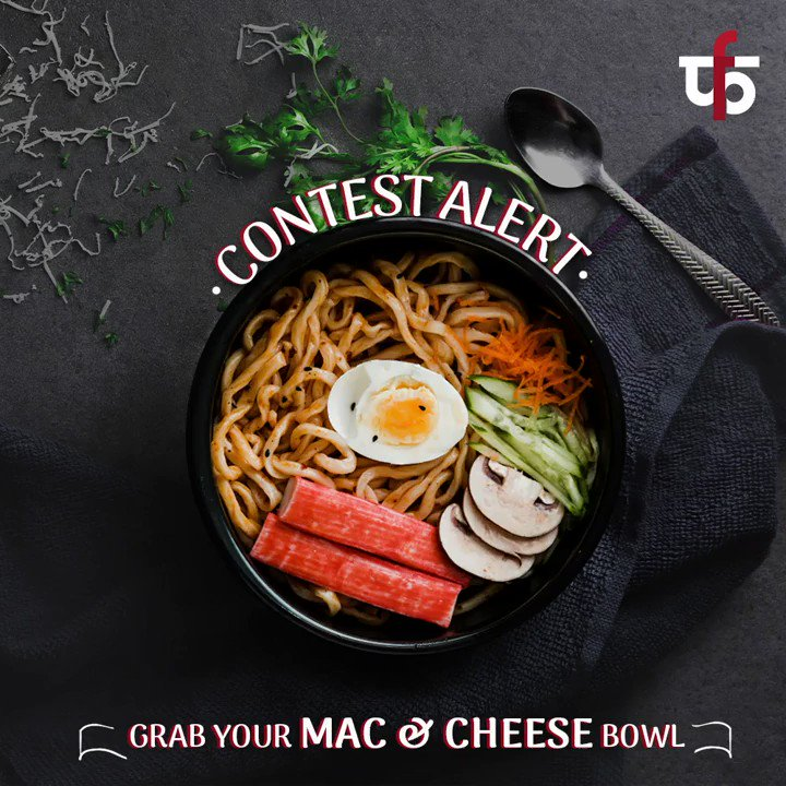Take a screenshot of the Mac & Cheese bowl and stand a chance to win exciting prizes!!...#contestalert #contestgram #macandcheese #orderonline #foodie #foodlover #loveforfood #pasta #instafood #instagood