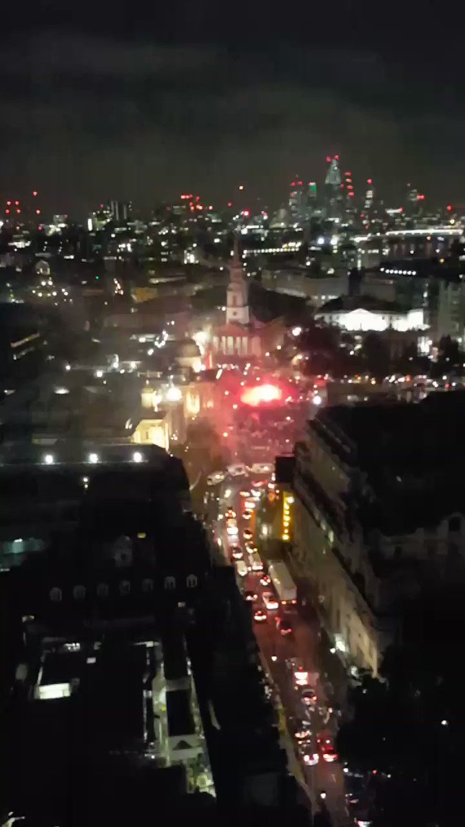 #london appears to shut down in protest of our last event at NZ Embassy....