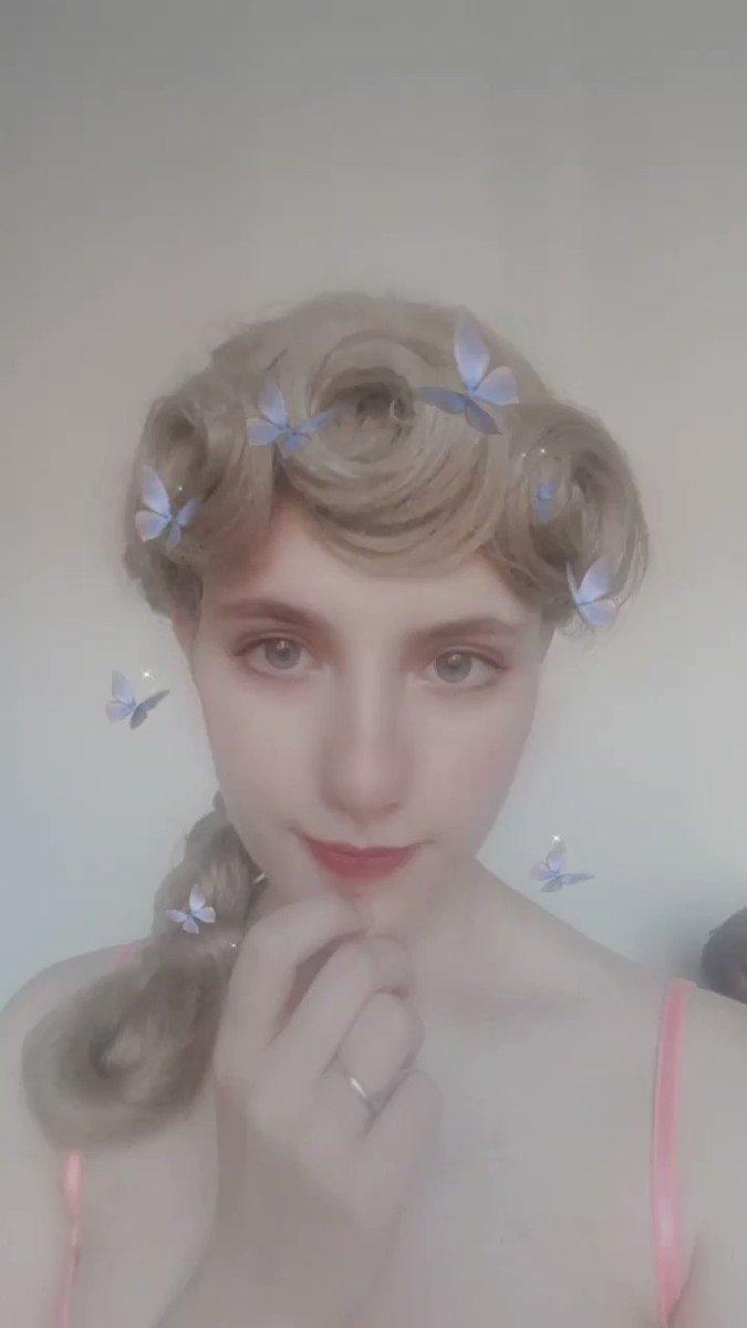 Just some #giornogiovanna wig test ♡