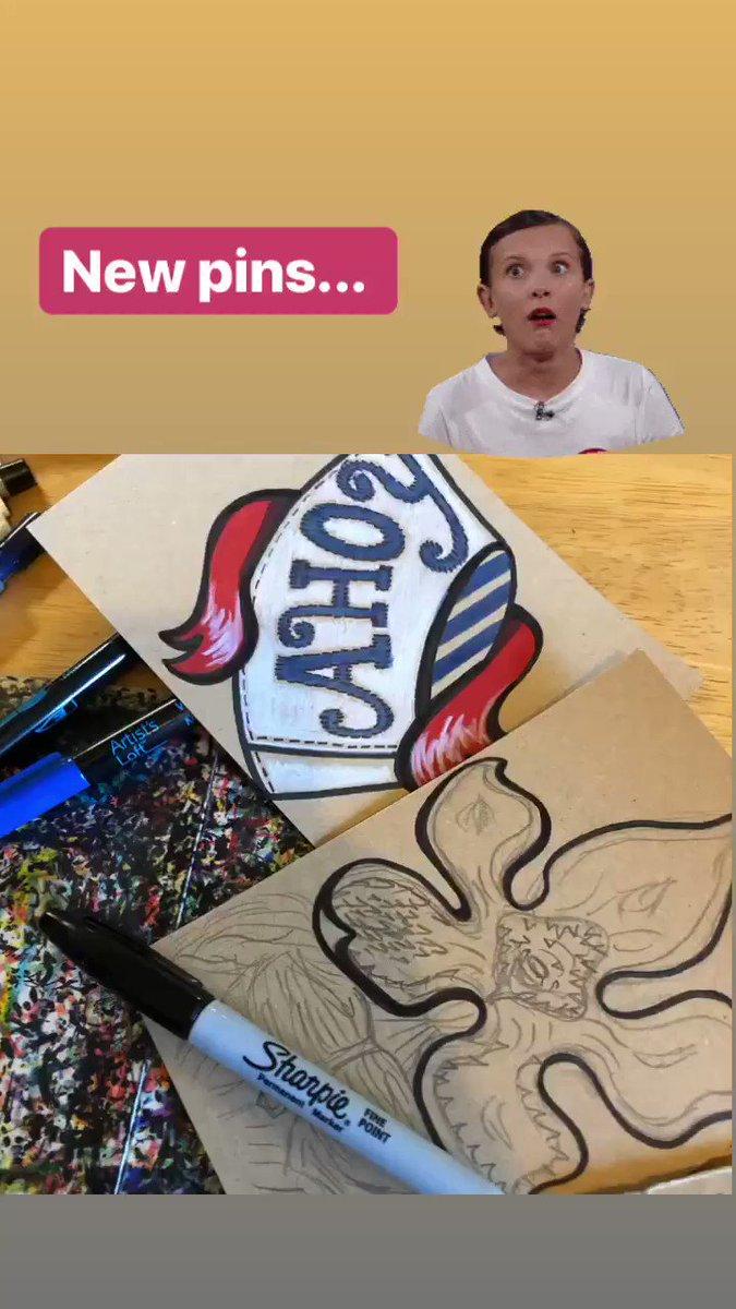 #new pins anyone? #wip #ArtistOnTwitter #artistsoninstagram