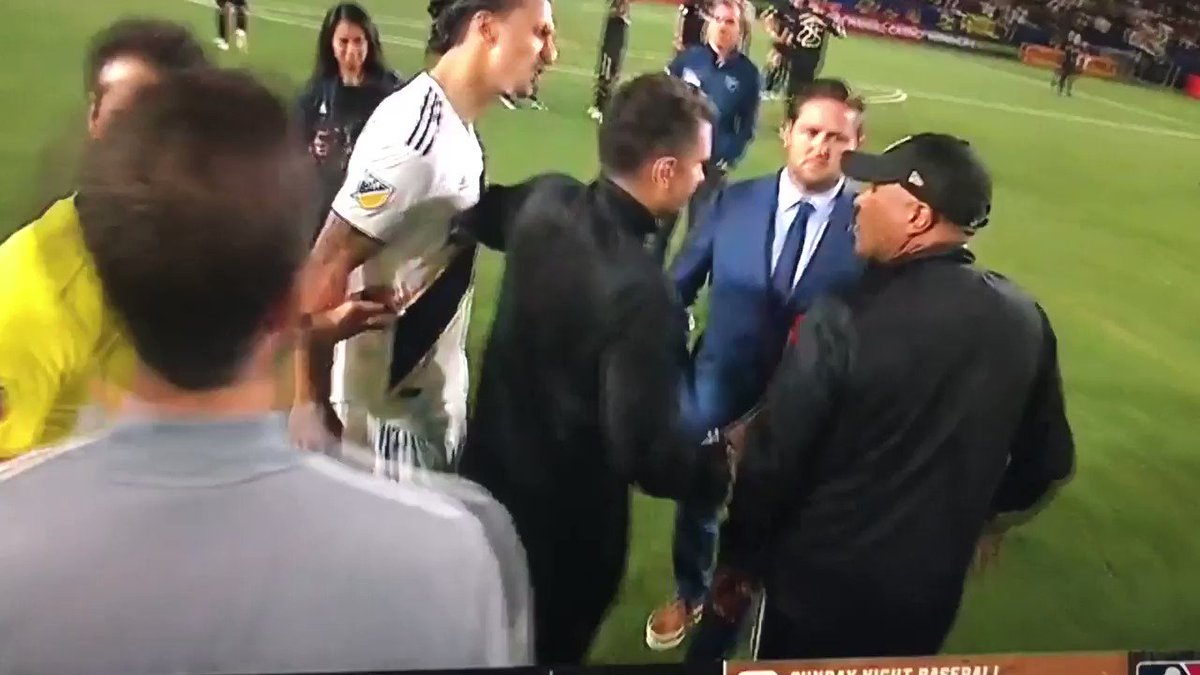 """Go home, little bitch"" - Zlatan has SPOKEN"