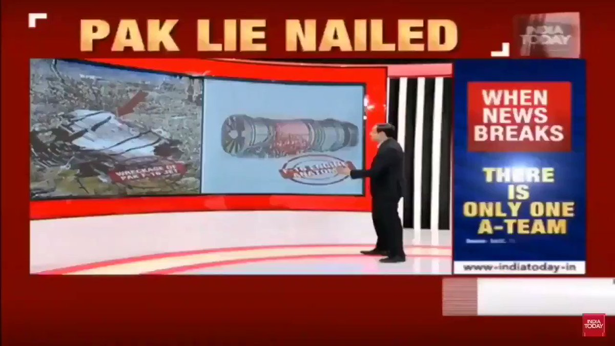 Lies of #IndianMedia exposed, regarding shooting down a PAF F-16. #abhinandan
