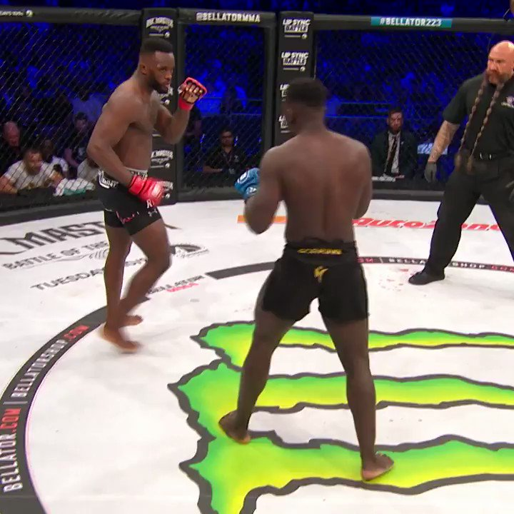 😎 ⚡ @fabianedwards24 has stormed through three opponents in 2019!  Here are the highlights from Edwards' most recent win against @JMBosuku in London. Who should he fight next? 🤔