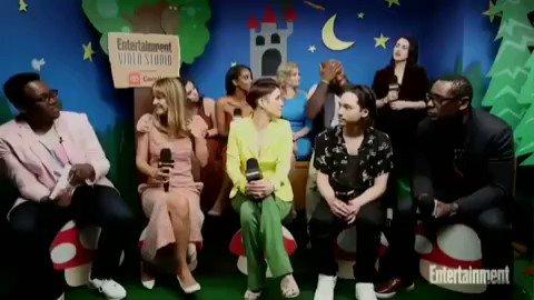 🆕Katie and Supergirl cast on EW interview 😍 SDCC Katie talks about the reveal 😱 #katieelizabethmcgrath #katiemcgrath #supergirl #melissabenoist #karadanvers #danvers #nicoleamaines #nianal #brainy #alexdanvers #lexluthor #andreabrooks #eve #karlena #commiecorp #lcorp