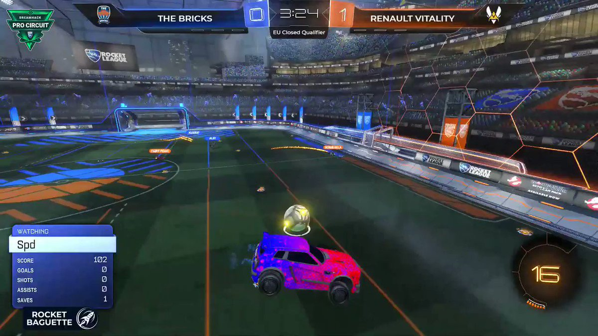 @NetSocialRT Says Watch: @TeamVitality Tweeted: The Renault Sport Team Vitality squad takes the first game of the Bo5 against @TheBricksRL 👍 #RSspirit #VforVictory @RenaultF1Team   📺 http://twitch.tv/rocketbaguette pic.twitter.com/nolQwpWqa3