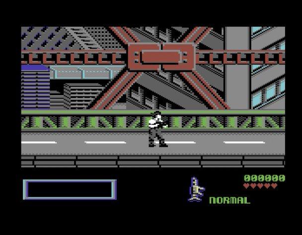 Playing Midnight Resistance - Commodore 64 style 👍  #retrogaming #retro #everythingc64 #1980s #80s #80sretweets #c64retweets #8bit #c64 #commodore64 #nostalgia #videogames #arcade #arcadegames