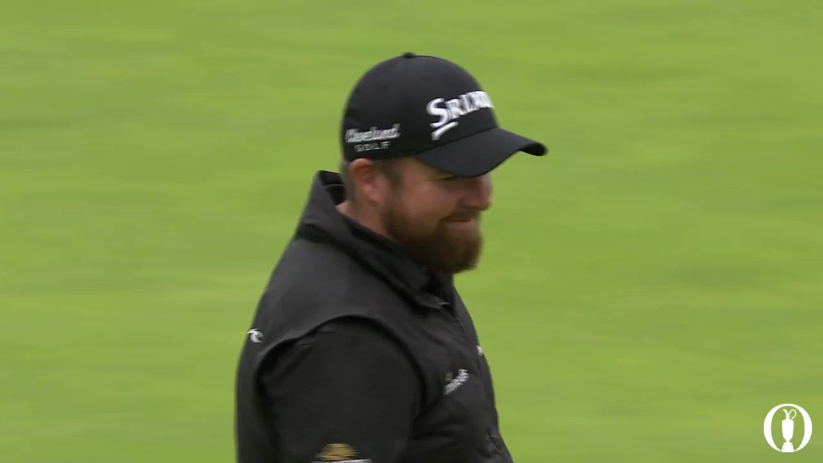 The moment that sealed it for Shane Lowry, a dream turned into reality for the Irishman 🇮🇪#TheOpen