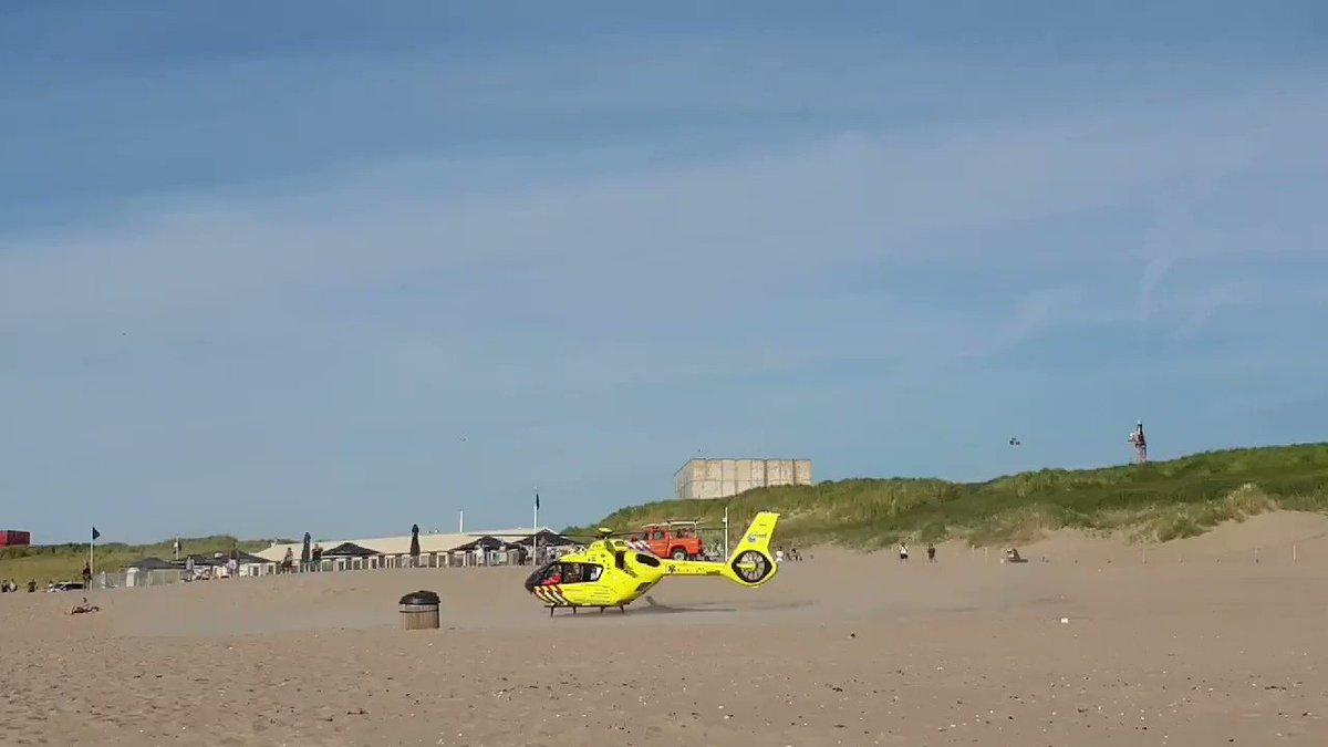 Drie zwemmers verdronken bij stranden Den Haag