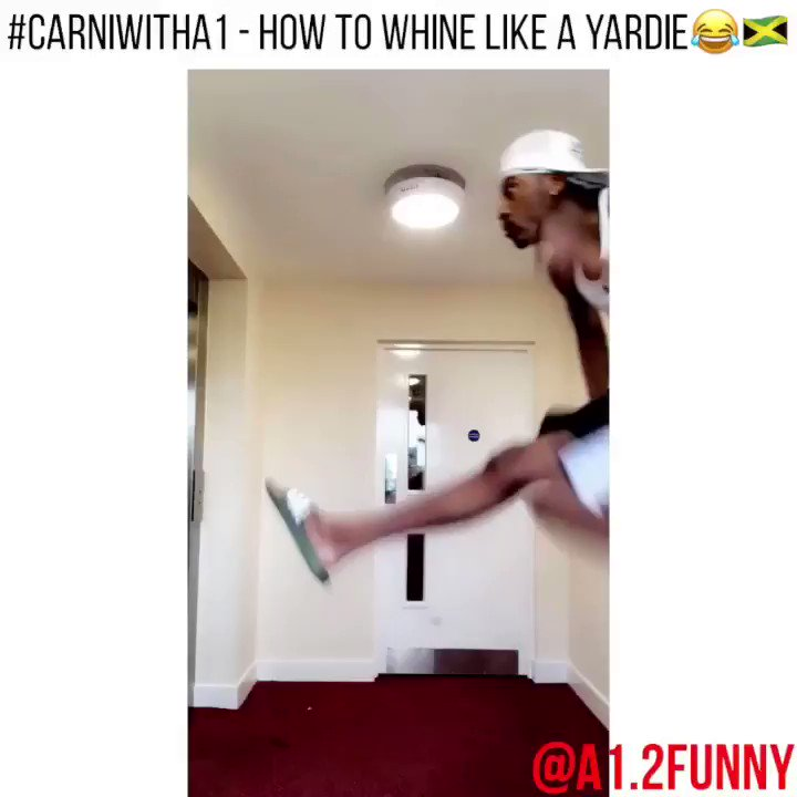 #CarniWithA1 Episode 1 - How To Whine Like A Yardie😂🇯🇲   Follow My Insta: @ a1.2funny ✌🏾😂