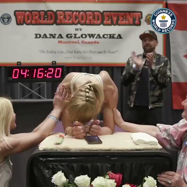 世界 記録 プランク プランクのギネス世界記録は『8時間15分15秒』!女性記録についてまで紹介!