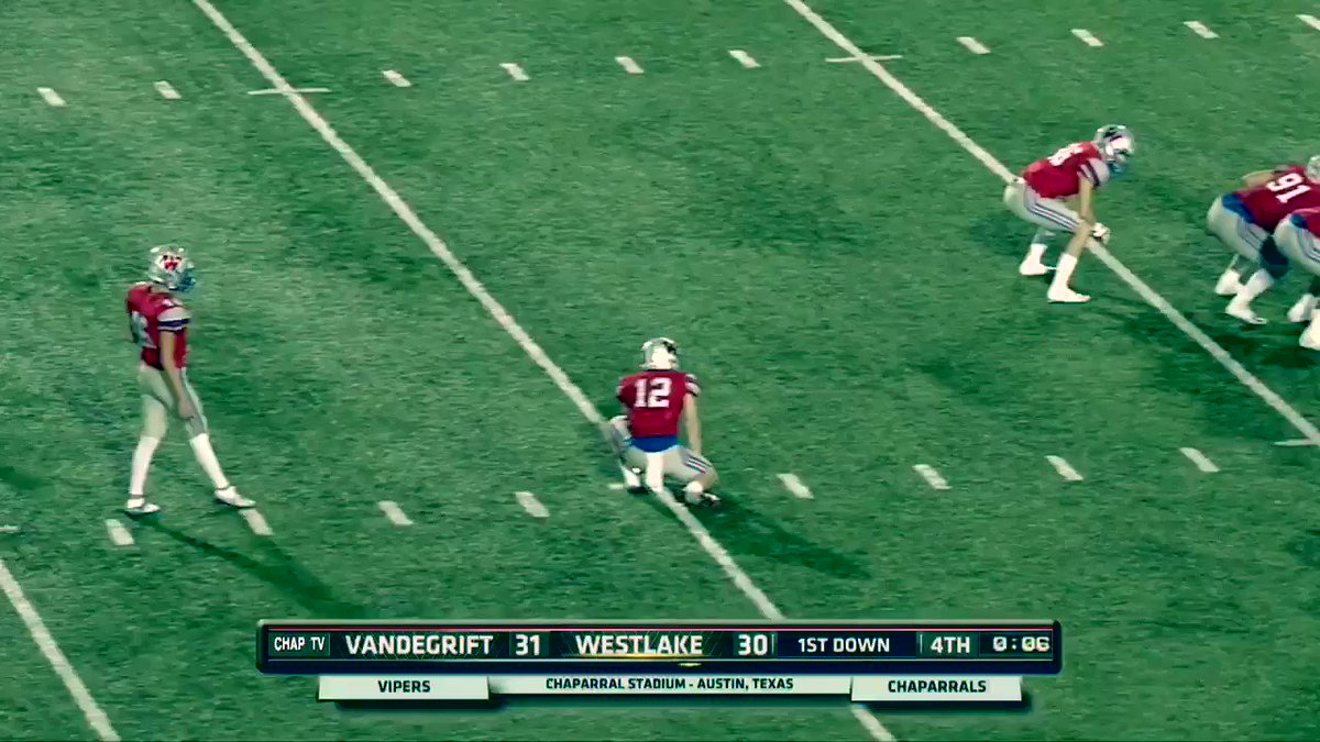 4️⃣0️⃣ yards.  #CountdownToKickoff #GoChaps