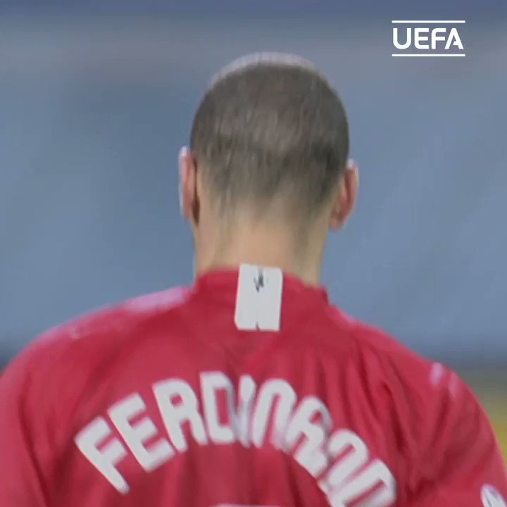 🔴✍️@rioferdy5 became the world's most expensive defender when he joined @ManUtd 17 years ago today! Best centre-back partnership you've ever seen?#UCL