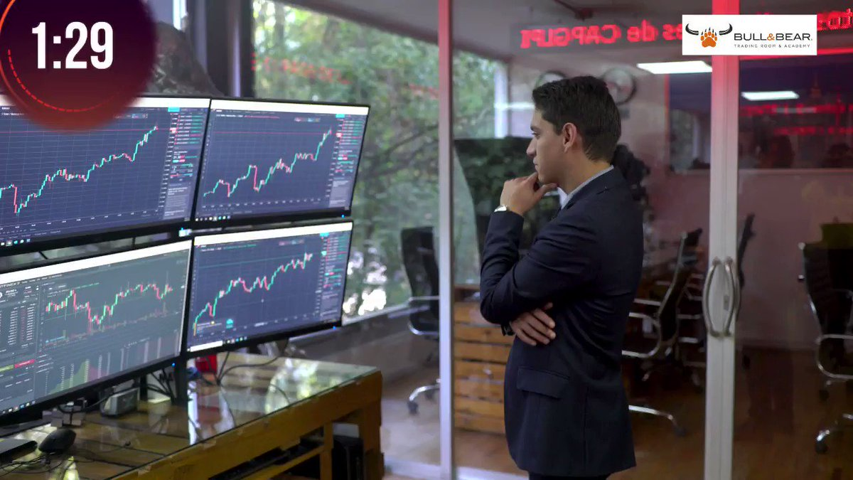 Conoce la información más importante para la sesión   de este lunes 22 de Julio con Carlos Madrigal.   Más información sobre mercados financieros en: http://www.bullandbearacademy.com  #TRMX #Trading #WallStreet #News #Markets #Financial #Stock