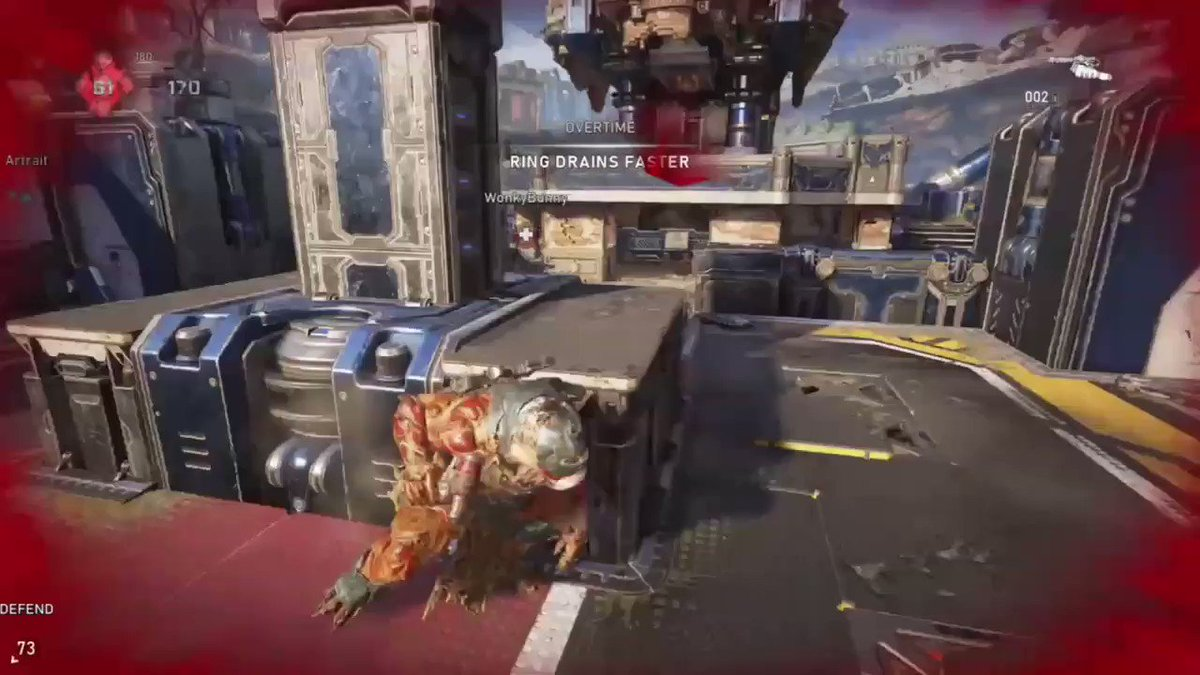 The lancer GL clutch. Gotta kill them all, gears of war!  #gamer #xbox #clips #Gears5 #gears5techtest #XboxShare #xboxonex @core_cryptic @CCG_RTs @FearRTs @Mighty_RTs @Quickest_Rts @BlazedRTs @SGH_RTs @ShoutRTs @GFXCoach @Agile_RTs