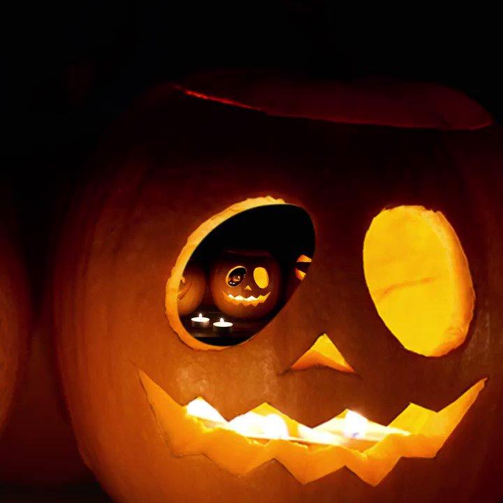 Image for the Tweet beginning: Warum macht Halloween für den