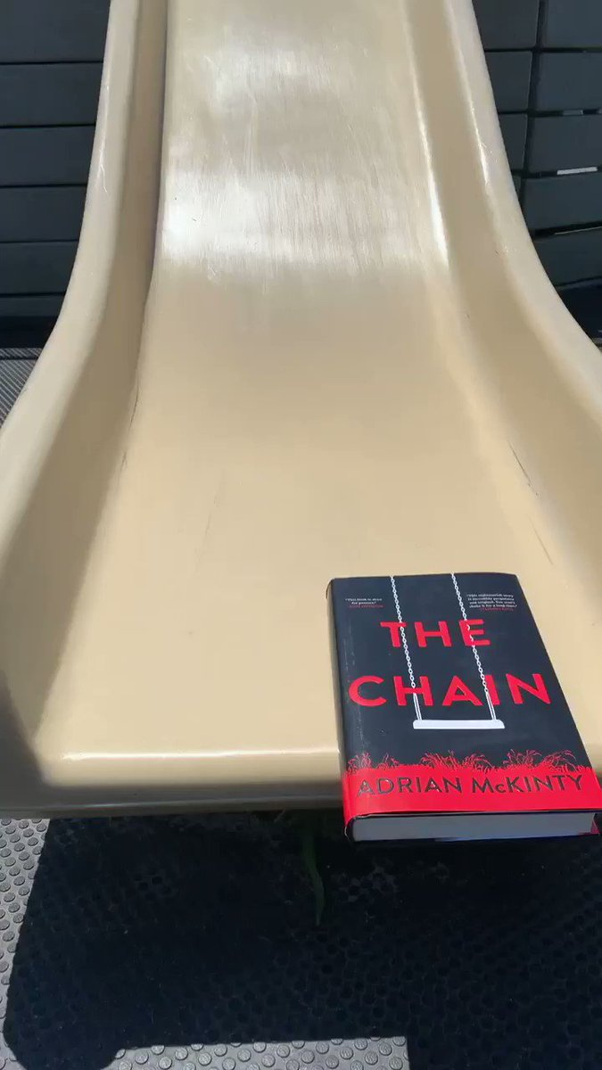 Crime lit community: one of ours is running neck and neck to make #TonightShowSummerReads. I just voted for THE CHAIN by @adrianmckinty!