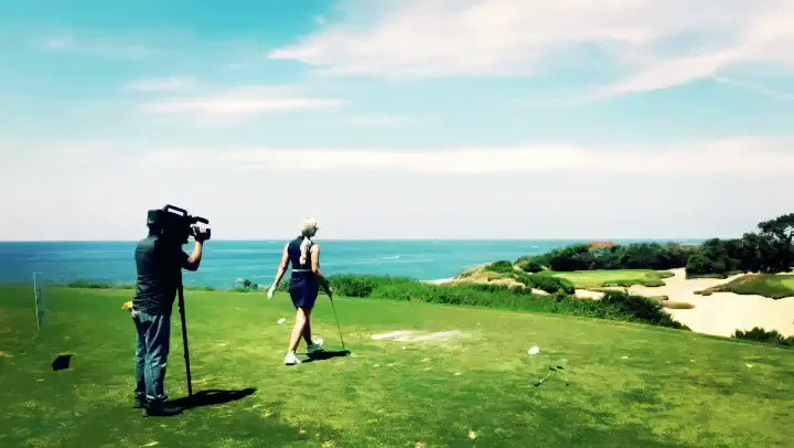 🏌🏼♀️Won Closest-to-the-Pin with this swing right here⛳️ @ #Espy #Golf Tournament ☀️ —->>>>> https://www.instagram.com/p/B0MB8Y4huHK/?igshid=1sy9wlj6fc7q7…