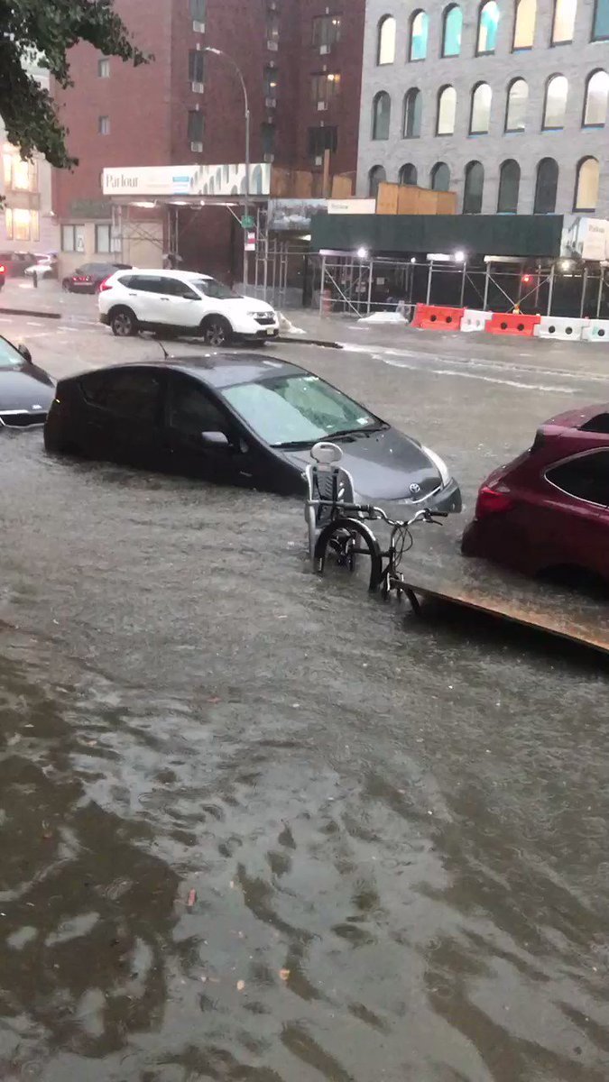 At 4th Ave and Carroll Street in Brooklyn. Courtesy of Adrienne Zhao