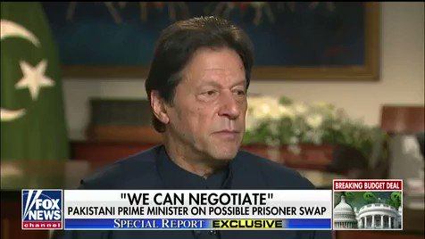 ...if you ask the CIA, it was ISI which gave the initial location through the phone connection. IK tells Fox News that ISI gave initial location info of Osama Bin Laden in imp city Abbotabad. #Pakistan initial stance was it did share some info but it never knew OBL location.