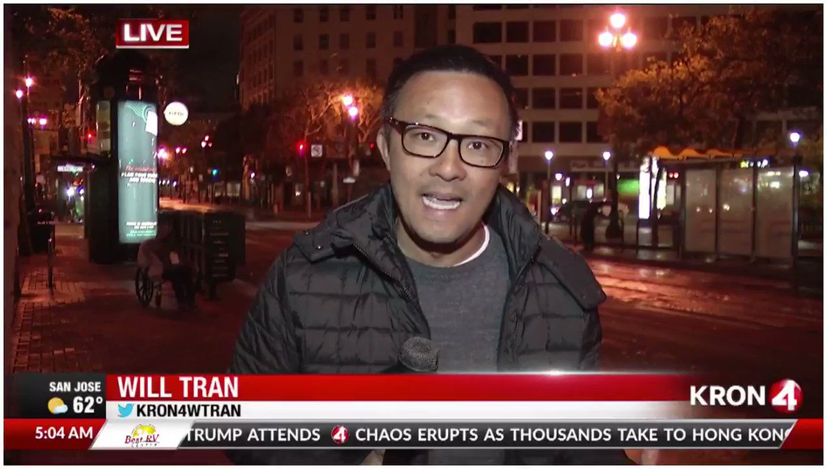 @kron4news quick to tell us that traffic accidents often cannot be prevented and pedestrians need to look where they are going after a driver kills someone in crosswalk after blowing through a red light yesterday. This is what car culture gets you. cc @walksf @londonbreed