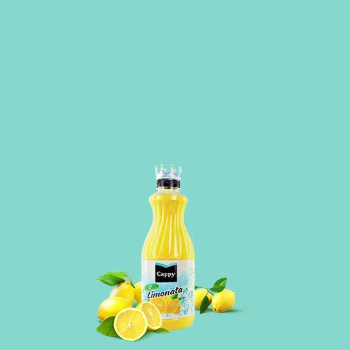 Güneş yakıp kavuruyorsa, Cappy Limonata'nın ferahlığına doyum olmaz. 🍋 https://t.co/DuwSHvio9q