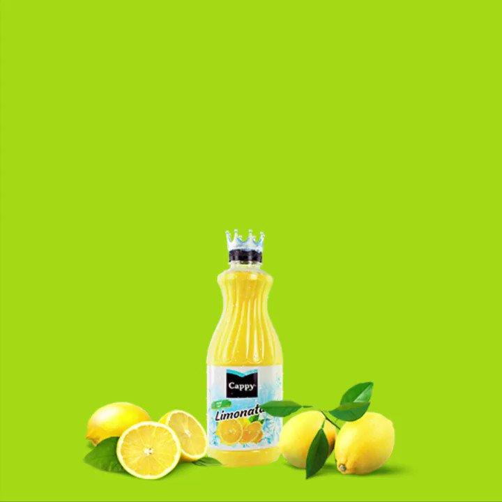 İçinde buz varsa, Cappy Limonata'nın lezzetine doyum olmaz. 🍋 https://t.co/5U0pk5733R
