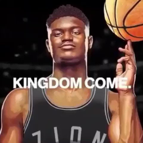 The #NBA's 1st overall pick #ZionWilliamson signs a multi-year deal with the #Jordan brand #Pelicans #ShoeDeal #NBARookie