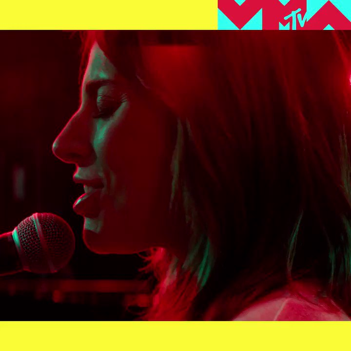 """Thank u @MTV @vmas for the 2 nominations for """"Shallow""""! 💝 http://bit.ly/VOTEVMAS2019"""