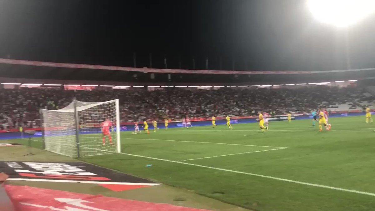 RT @crvenazvezdafk: Zvezdina je pobeda!  Pavkooooov za 2:0!⭐️⭐️⭐️  🔴⚪️#fkcz https://t.co/o2nmzQr5Qh