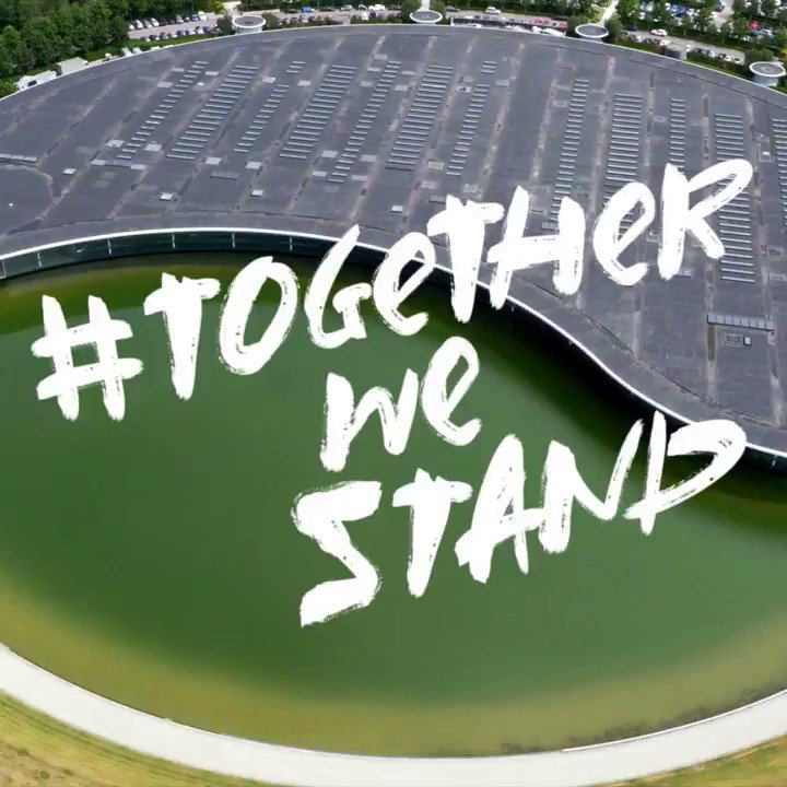 Estamos emocionad@s de compartir nuestra campaña con @McLarenF1👊Nacidos para compartir valores💪  We're excited to launch our #TogetherWeStand campaign with #McLaren👊We were born to share values! Join us and celebrate our attitude: Originality, craft & independence💪  #TeamEG00