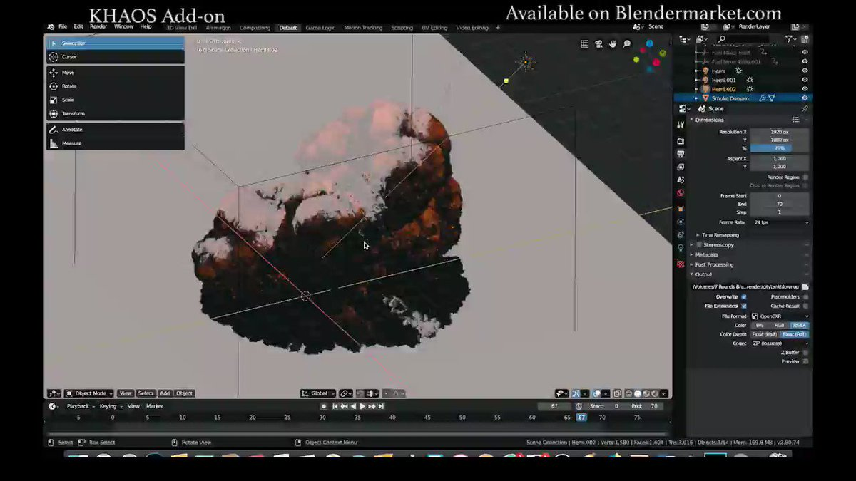 BlenderMarket tagged Tweets and Download Twitter MP4 Videos