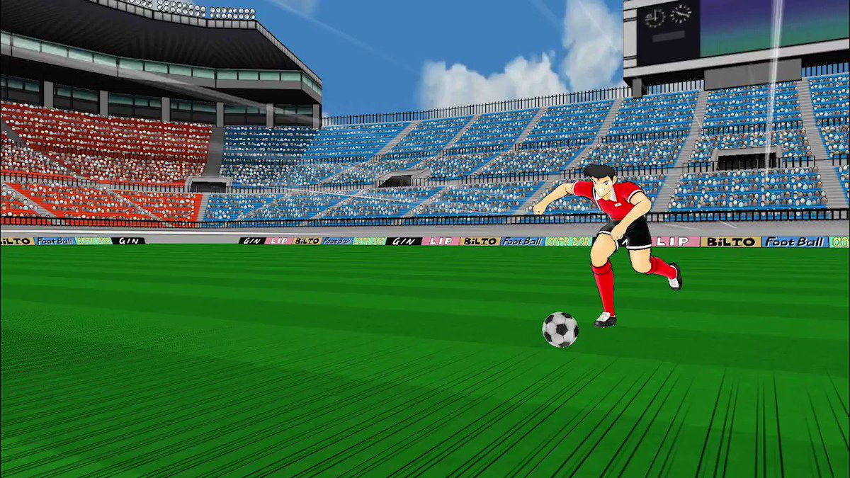 Captain Tsubasa: DT - @tsubasaDT_pt Twitter Profile and Downloader