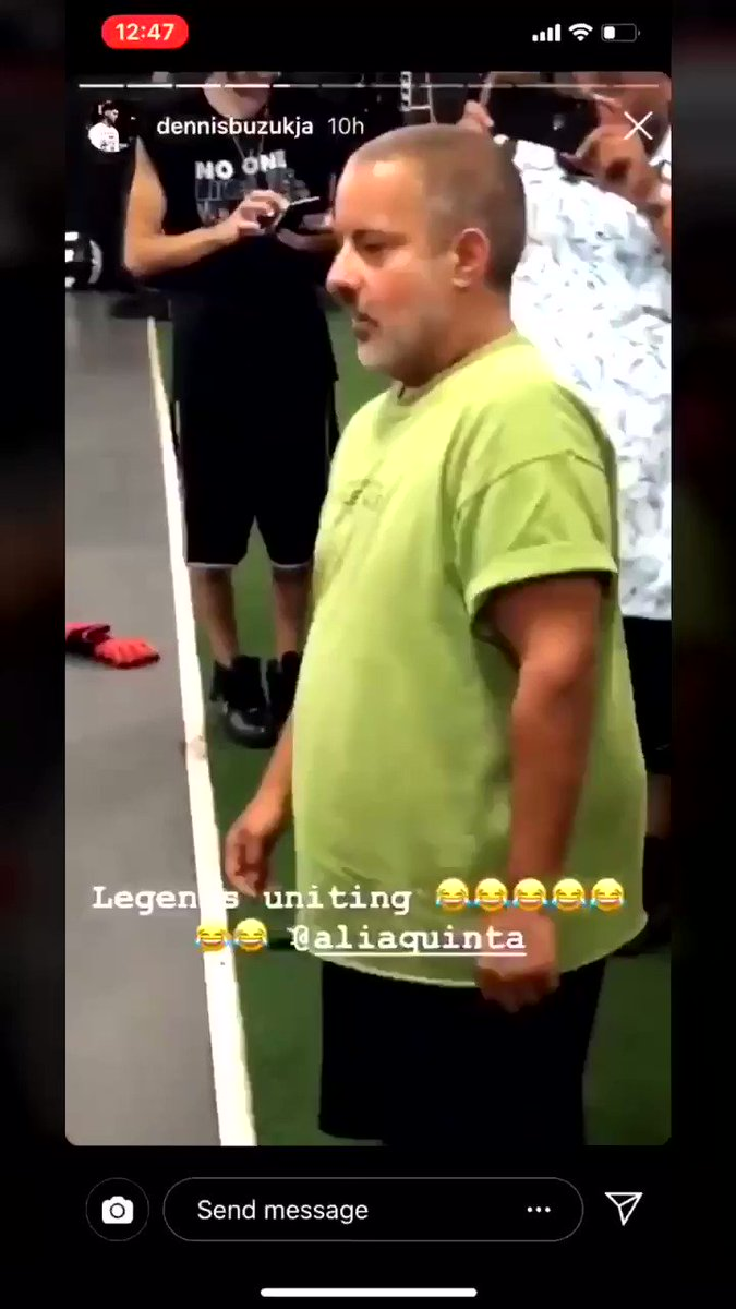 Lenny Dykstra, Bagel Boss guy to fight in boxing match that not a single person on the planet asked for