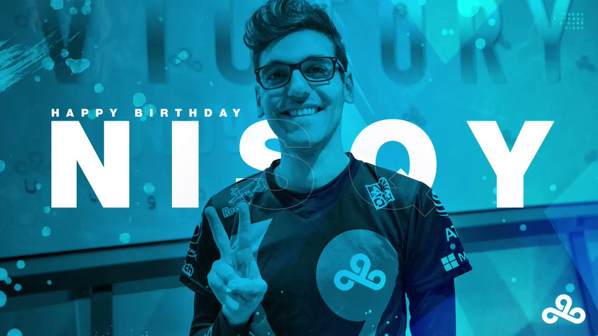 Cloud9 On Twitter The Mid Laner Is Turning 21 Today Join Us In