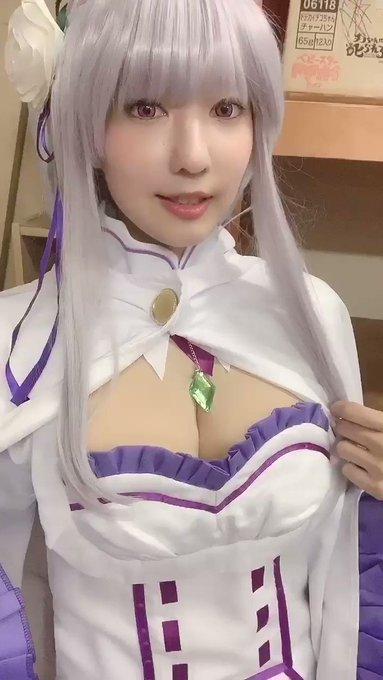 コスプレイヤーマジョノカ渚のTwitter動画48