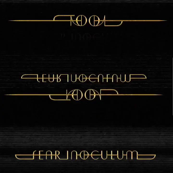 FEAR INOCULUM, Aug 30th, 2019 Album Art, Lead Track, and Pre-Order info TBA. Thank you for your patience.