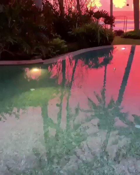 Sunset in Bali 🇮🇩 🌅