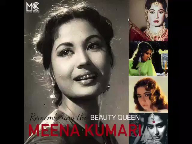 wishes the legendary actress Meena Kumari ji a very Happy Birthday
