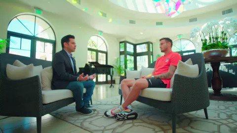 No se pierdan hoy en @MisionTudn la entrevista que hicimos con Saúl Ñíguez, figura del Atlético. @TUDNUSA 5pm ET 🇺🇸 @TUDNMEX 4pm 🇲🇽 Hablamos sobre el nuevo Atleti y sus chances en Europa y nos dejó esta perla sobre la salida de Griezmann 👇🏼