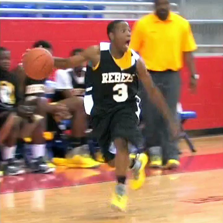 Here are some ridiculous assists from @Traejefferson in high school. #hoopmixtape
