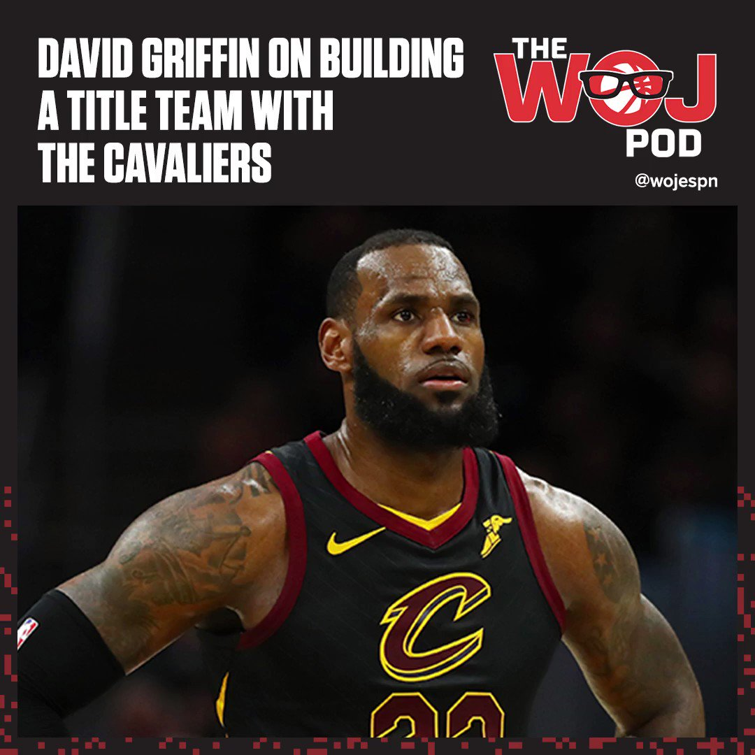 David Griffin on The Woj Pod: podcasts.apple.com/us/podcast/the…