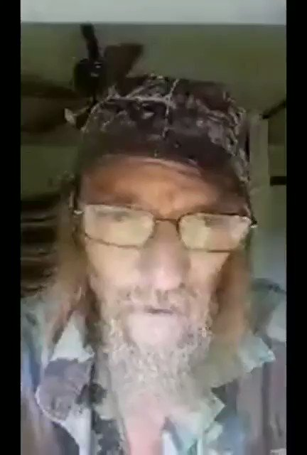 A good old country boy expresses his opinion