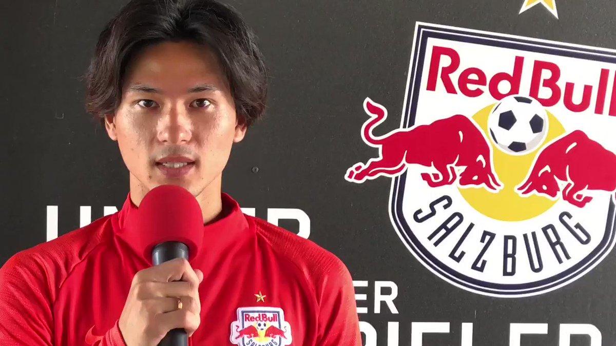 RT @FCRBS_jp: .@takumina0116 選手、おめでとうございます!👏 https://t.co/KGvtEnhQ12