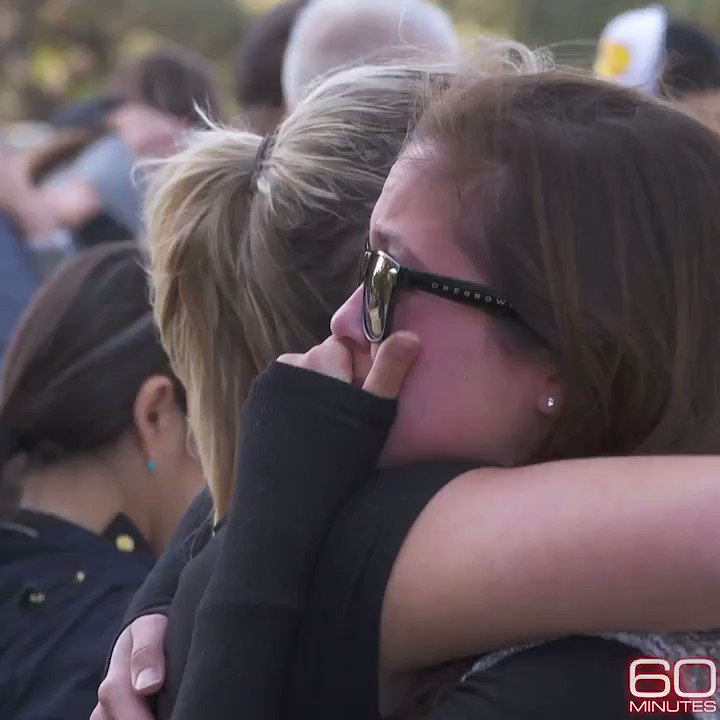 After their daughter was killed in the 2012 Aurora, Colorado shooting, Sandy and Lonnie Phillips began traveling the country to help others who have lost loved ones to mass murder. 60 Minutes reports, tonight cbsn.ws/2yC34Kr