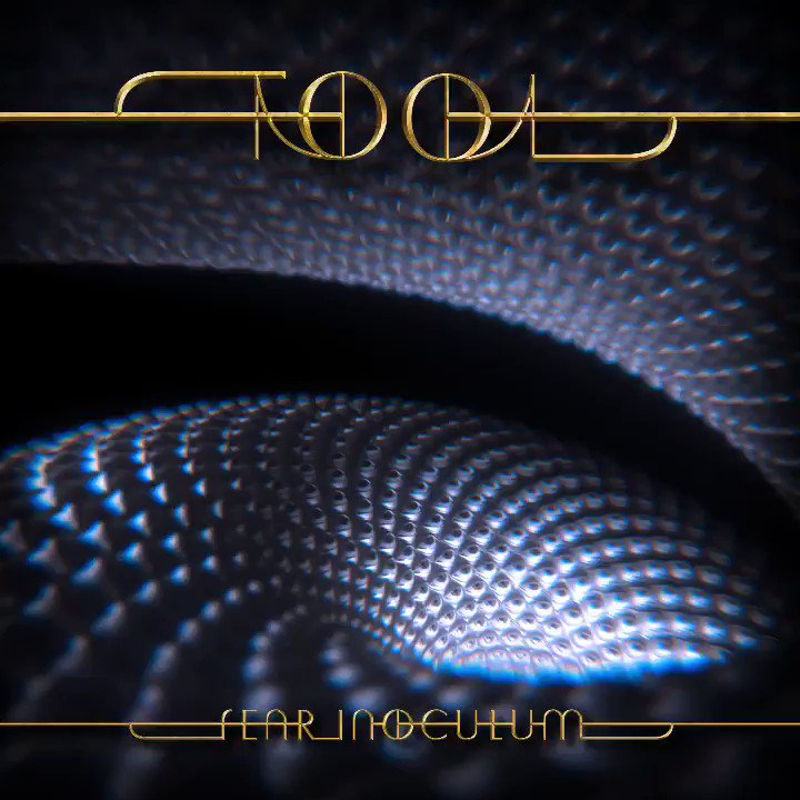 FEAR INOCULUM. Title Track and Album Pre-Order Wednesday August 7th. Links will be posted tomorrow, Tuesday, August 6th on our Band URL and Social Accts. #tool2019